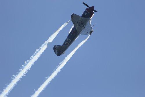 planes  aerobatics  flight