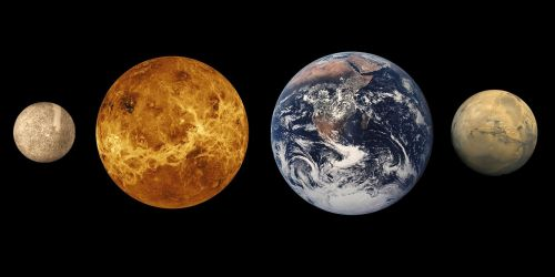 planet inner planets planetary system