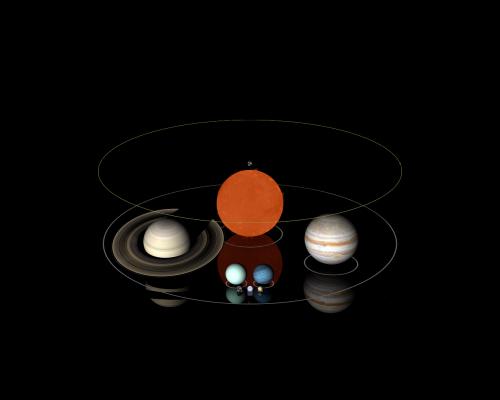 planet planetary comparison size comparison