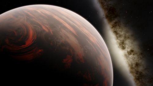 planet extraterrestrial sky