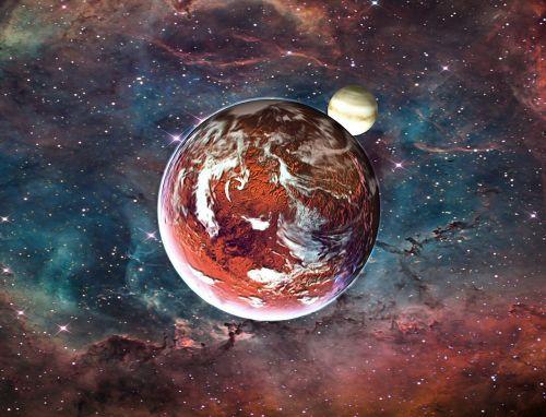 planet nebula cosmos