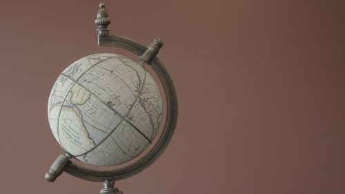 planet balloon globe