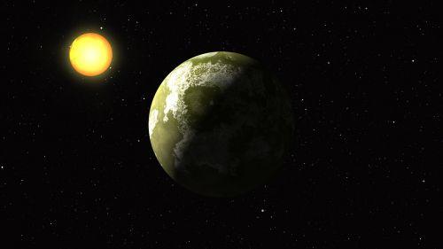 planet cosmos sun