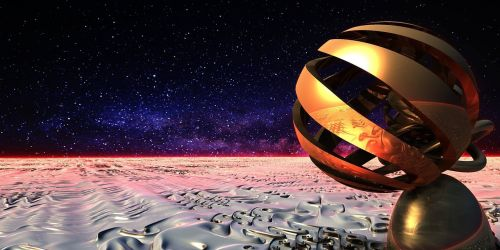 planeta,sirrealis,erdvė