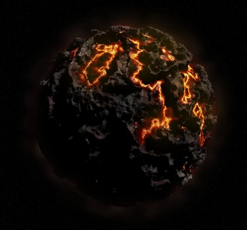 planet apocalypse space