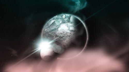 planet universe fantasy
