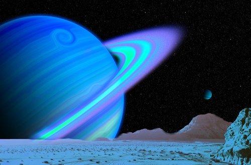 planet  universe  globe
