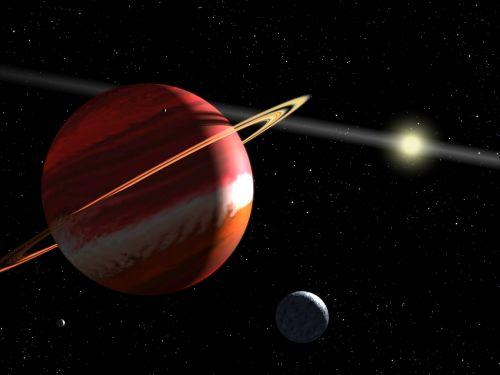 planet jupiter orbit