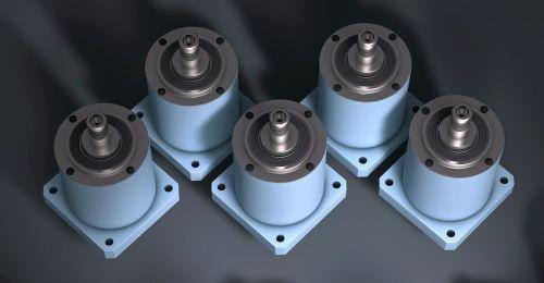 planetary gear transmission drive