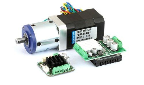 planetary gear bldc motor  bldc controller  bldc driver