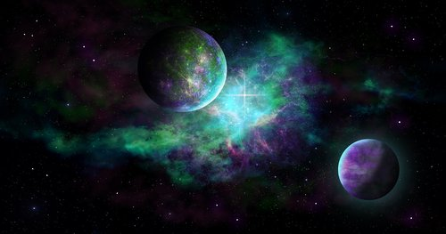 planets  space  universe