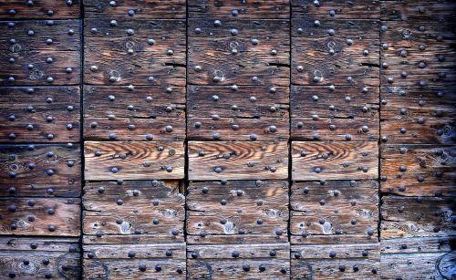 planks goal door