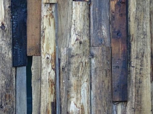 Planks Of Wood Background