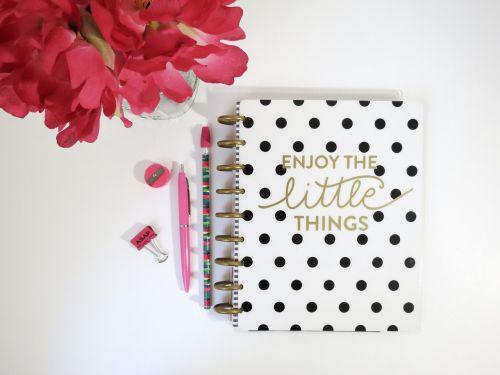 planner journal notebook