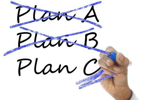 planning plan adjusting