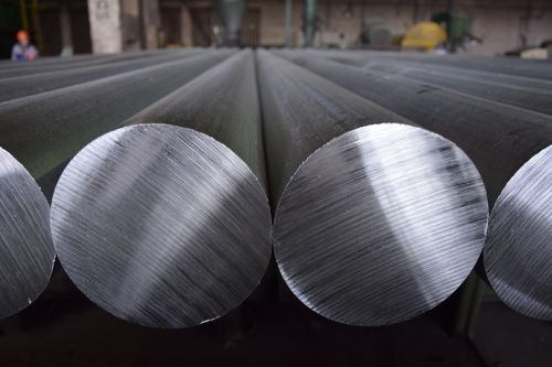 plant aluminium production