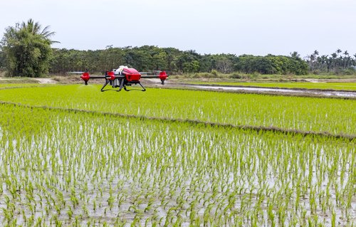 plant protection drone  agricultural drones  uav