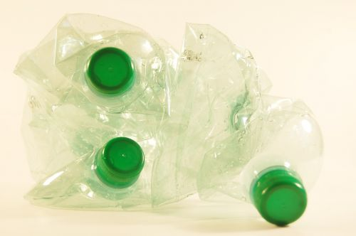 plastic bottles recycling plastic