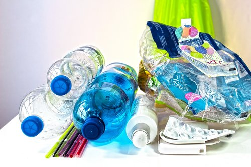 plastic waste  environment  pollution