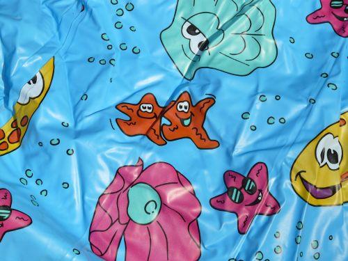 plastic wrap comic figures funny