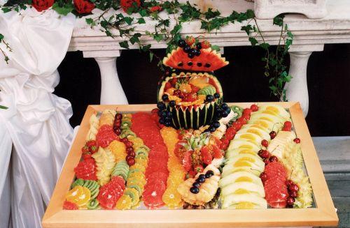 plate buffet eat