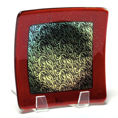 plate glass art