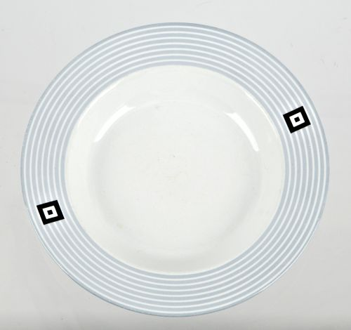 plate dining table tableware