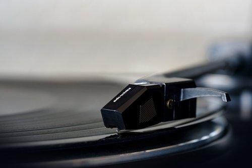 plate  record  vinyl