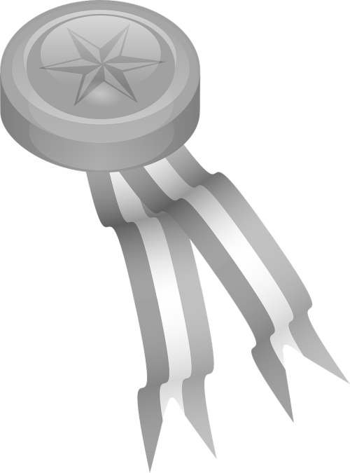 platinum medallion ribbon