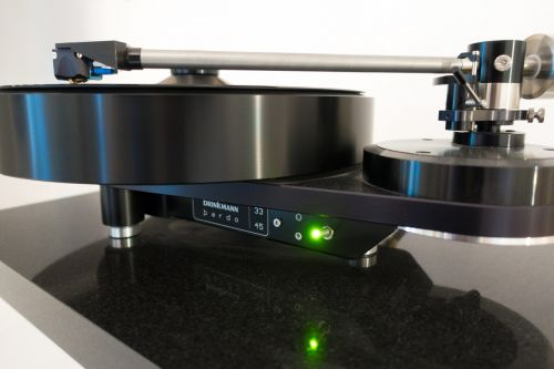 platter turntable highend
