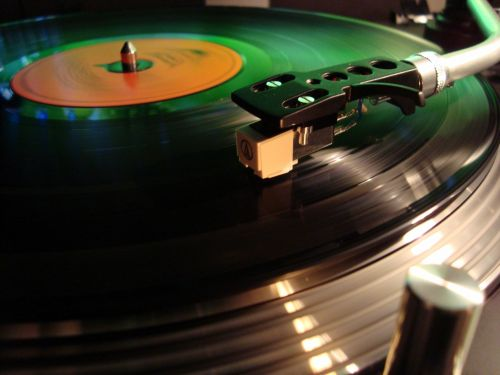 Record Player Turntable,