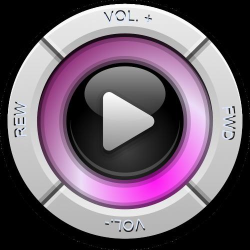 play button volume