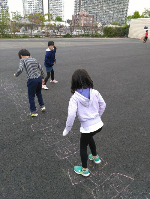 play kids children playing