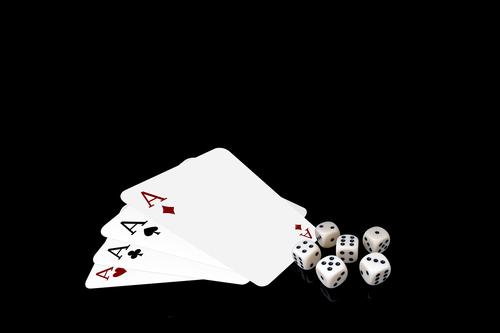 play  gambling  luck