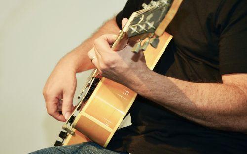 play guitar guitar music