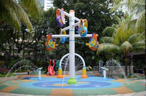 playground children's playground aquatic playground