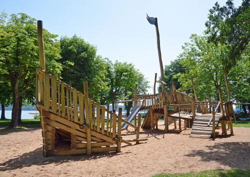 playground children's playground outdoor