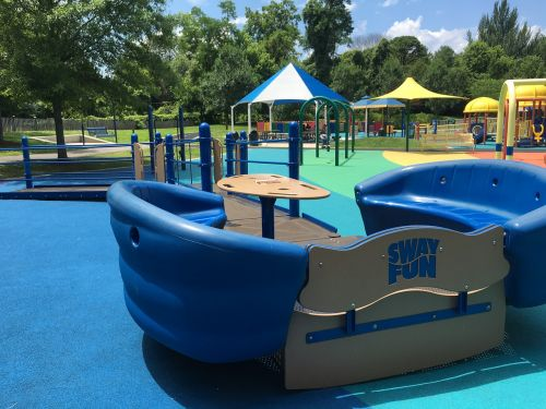 playground handicapped accessible wheelchair