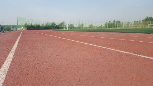 playground track running