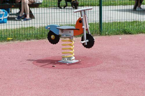 playground velo highway raststätte
