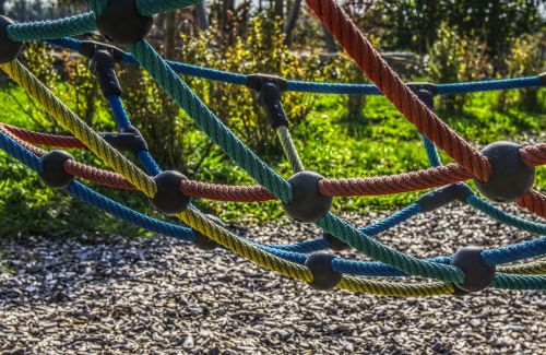 playground climb klettergerüst