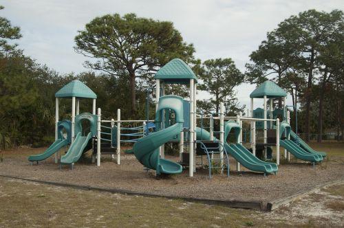 playground slides park
