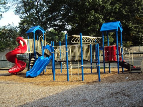 playground slide park