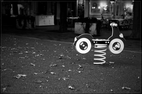 playground street objects