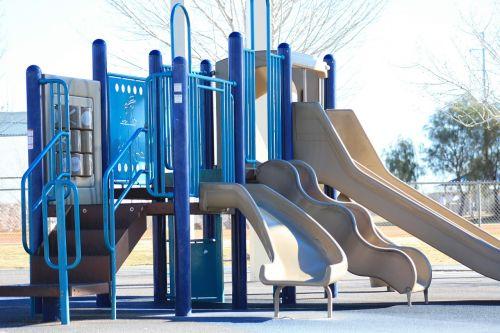 playground park slide
