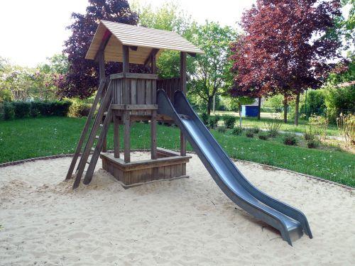 playground play slide