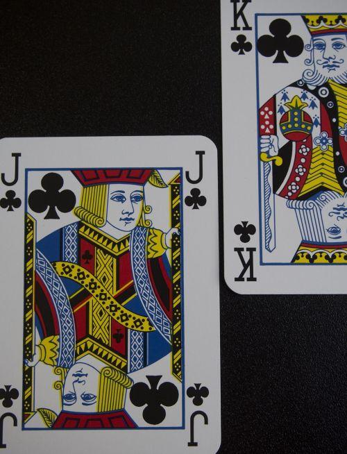 playing card cross boy son