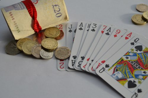 Playing Cards And Gambling