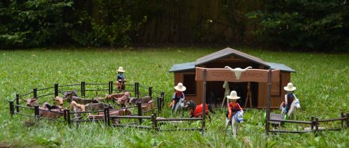 playmobil western usa