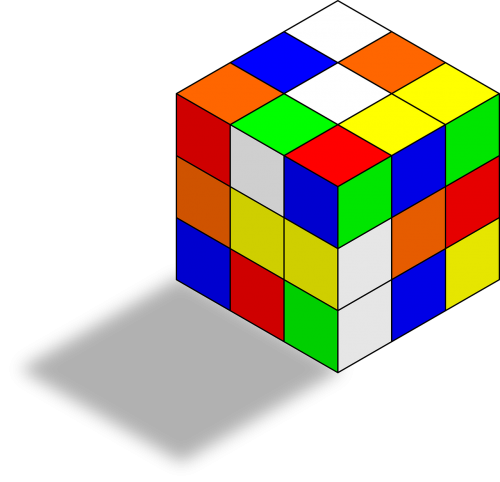 plaything rubik's cube puzzle